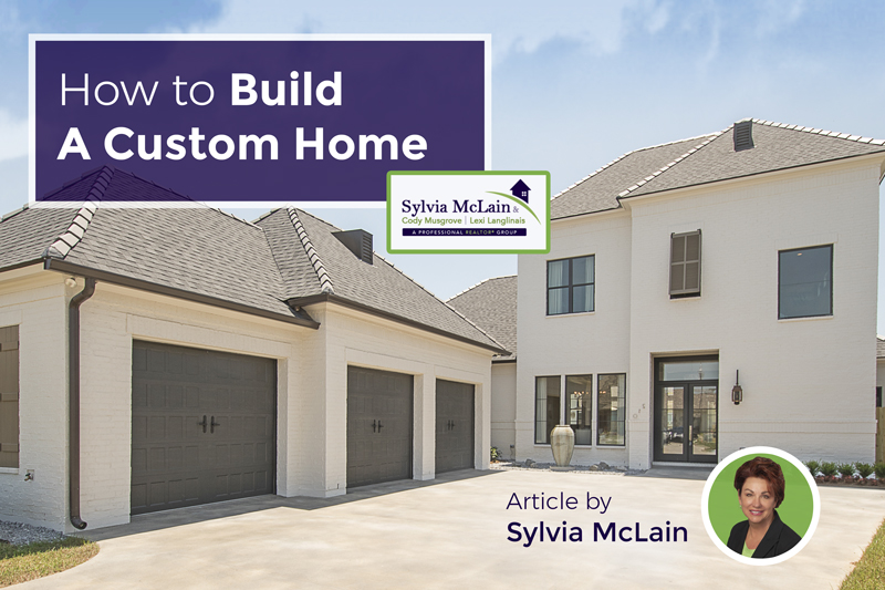How to Build a custom home